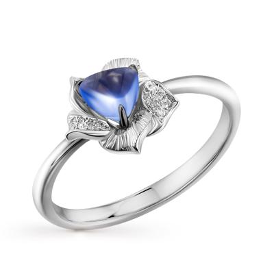 Фото «золотое кольцо с топазами»