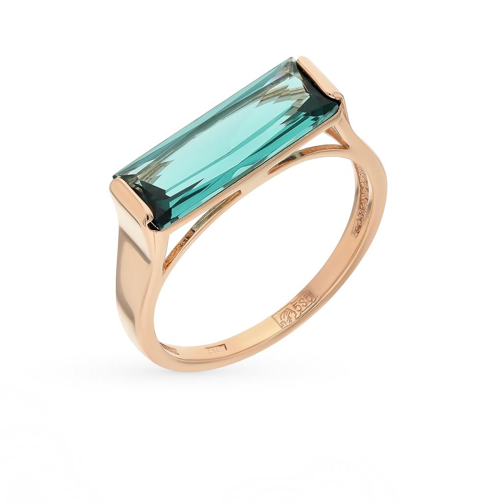 Фото «золотое кольцо с ситалами»