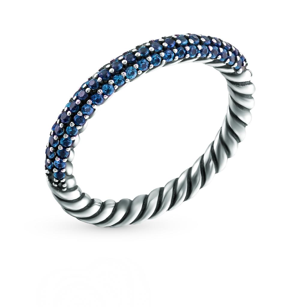 Фото «кольцо из серебра с со шпинелью»