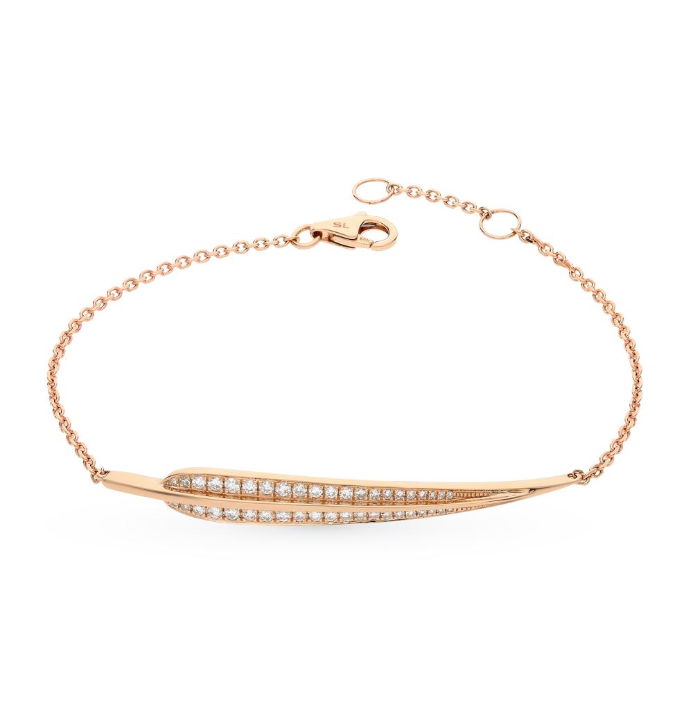 Фото «золото браслет с бриллиантами»